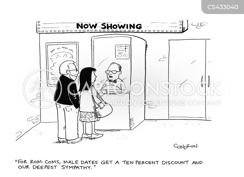 romantic comedies cartoon