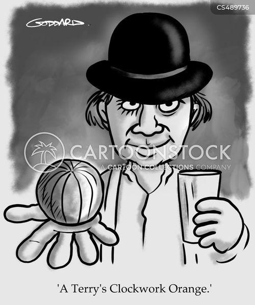 stanley kubrick cartoon