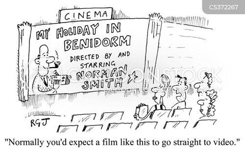 videocams cartoon