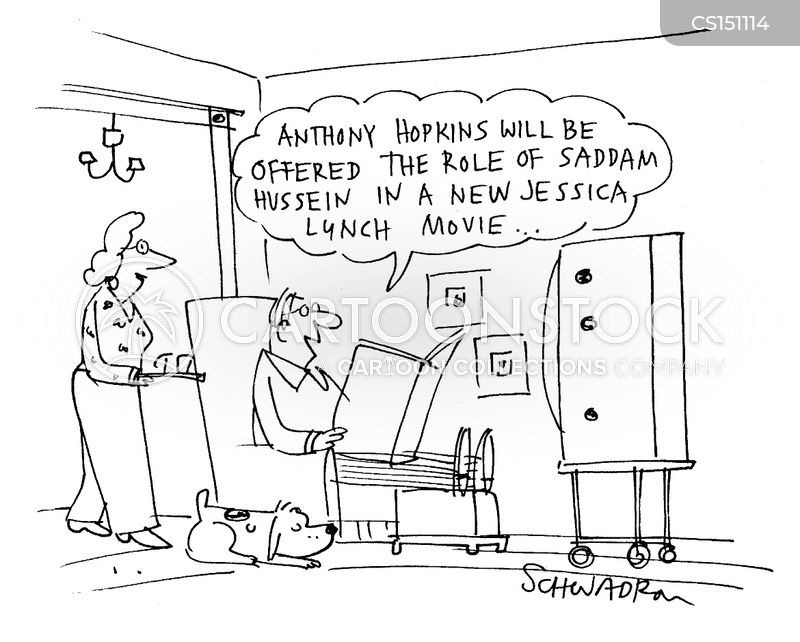 anthony hopkins cartoon