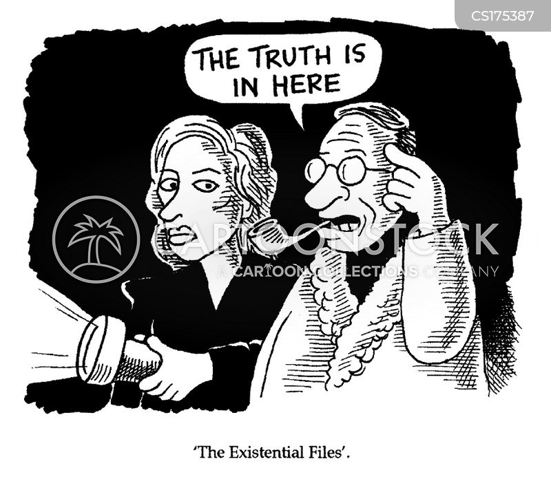 x-files cartoon