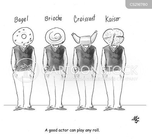 brioche cartoon