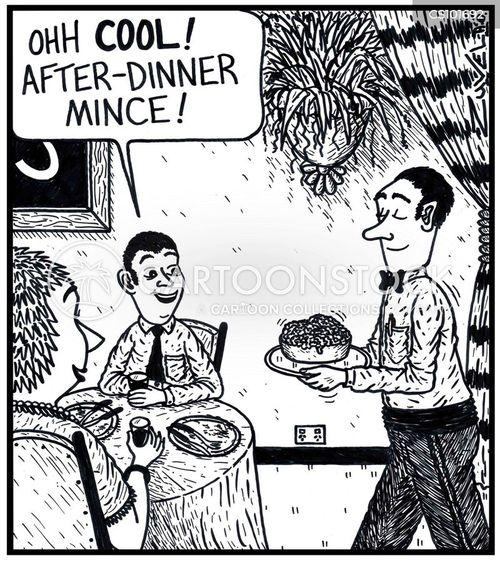 mince cartoon