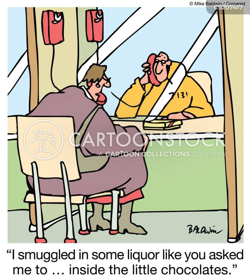 smuggle cartoon