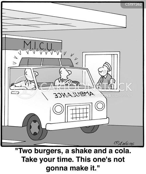 negligent cartoon