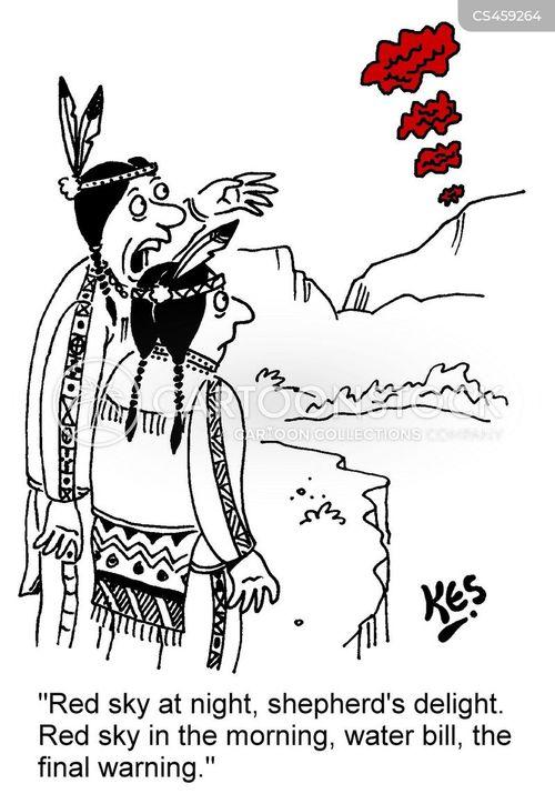 final warning cartoon