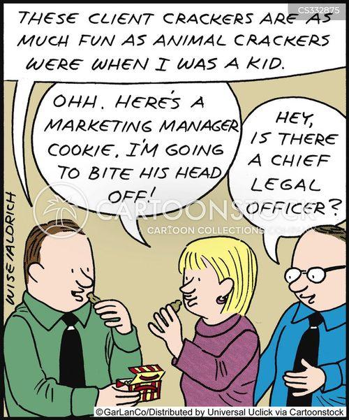animal cracker cartoon