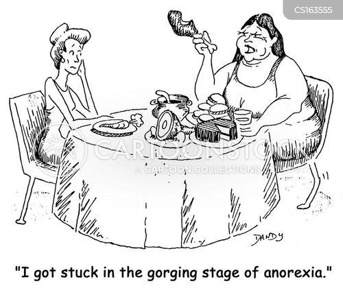 weight watcher cartoon