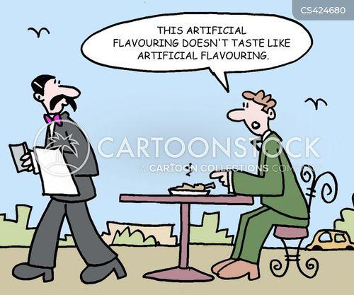 tastebud cartoon