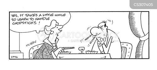 foreign cultures cartoon