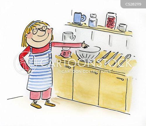 learn to cook cartoon