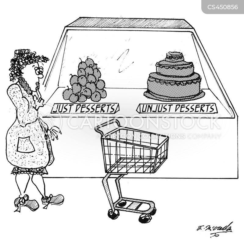 patisserie cartoon