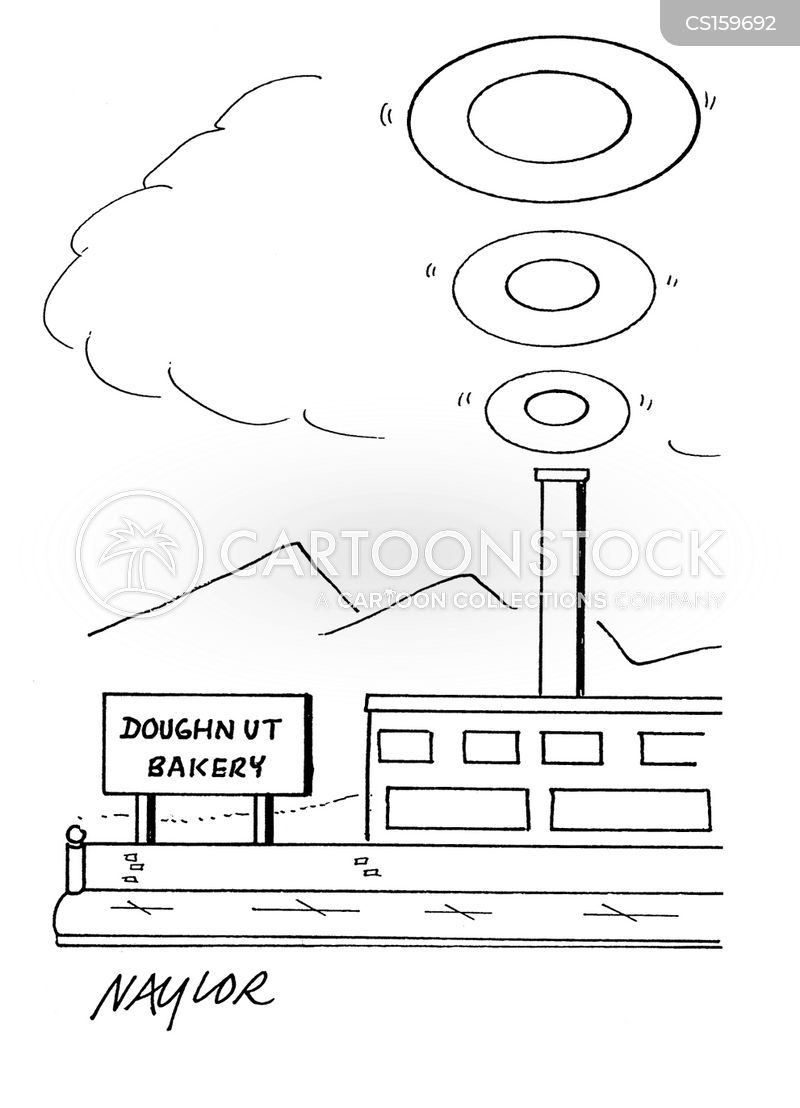 industrial smoke cartoon