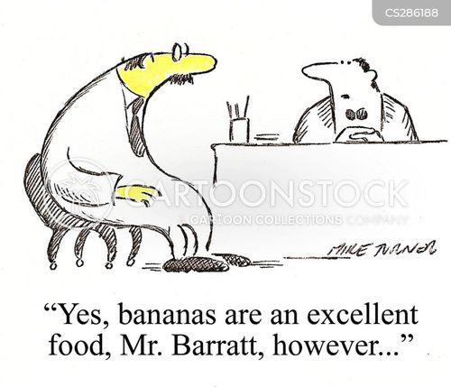 food sources cartoon