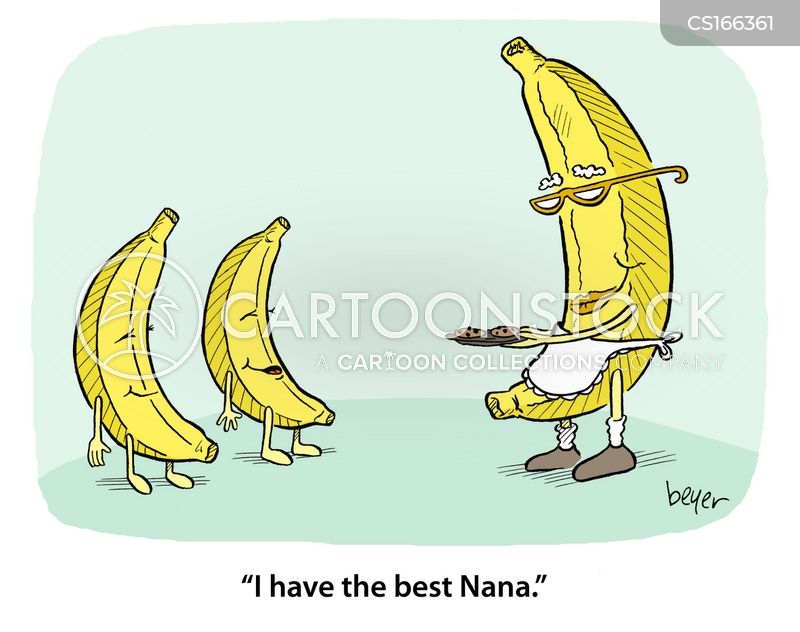 Bananas Cartoons and Comics - funny pictures from CartoonStock