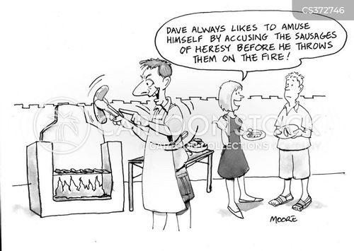 religious doctrine cartoon