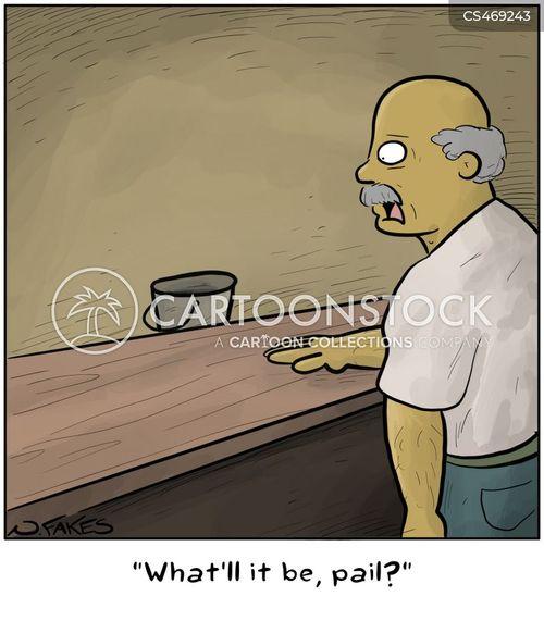 pails cartoon