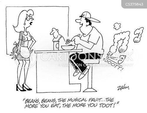 farter cartoon