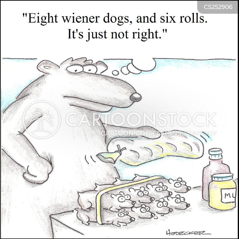 rolls cartoon