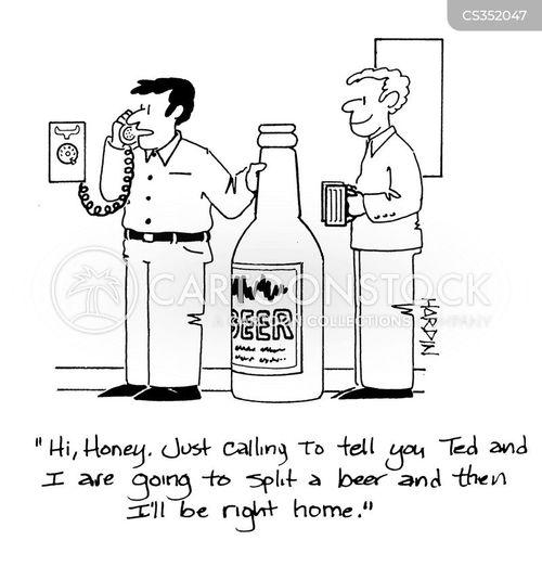 come home cartoon