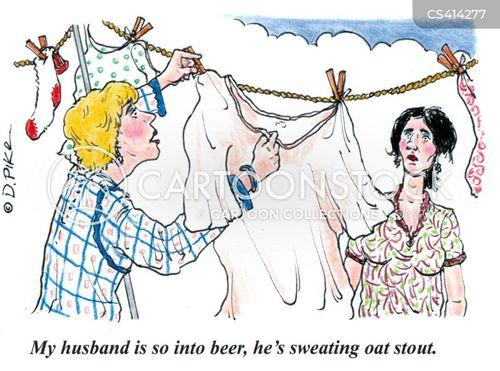 stout cartoon