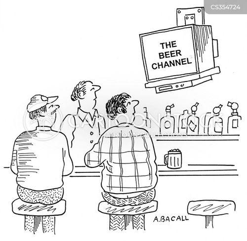big tv cartoon