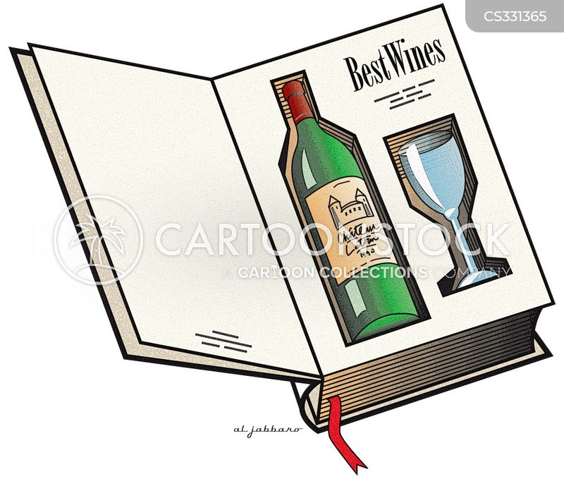 bordeaux cartoon