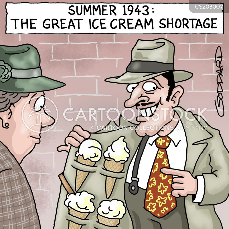 ice cream cone cartoon