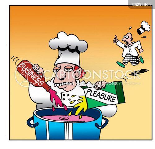 pleasure cartoon