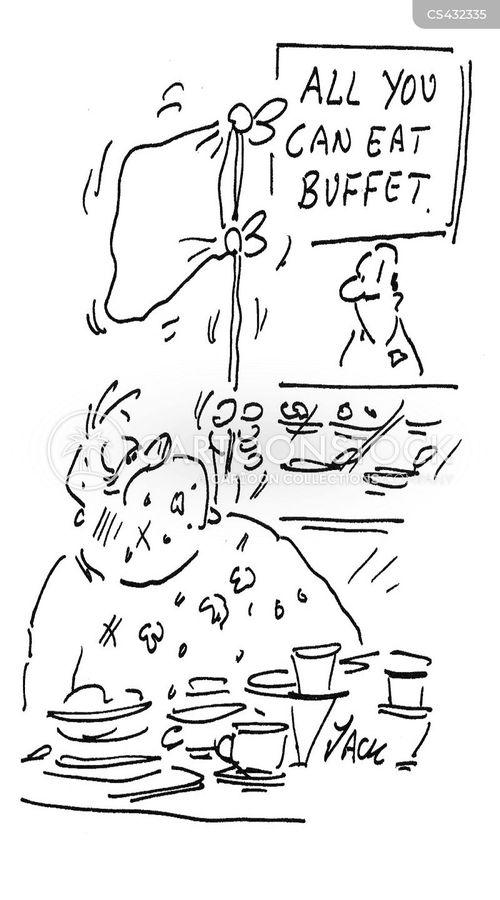 surrendering cartoon