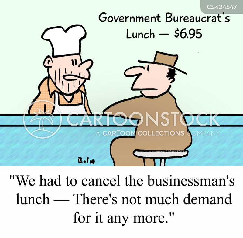 lunch special cartoon