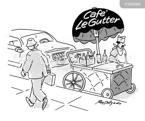 gutters cartoon