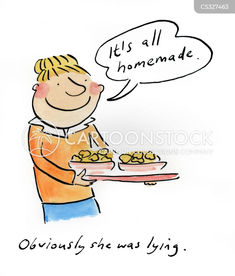 home economics cartoon