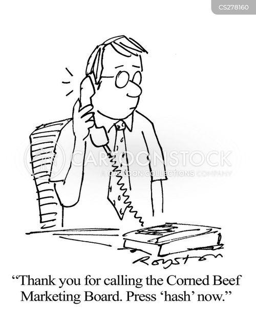 call-centres cartoon