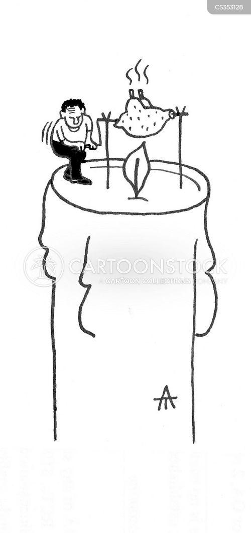 candlelights cartoon