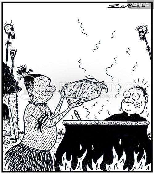 pasta sauce cartoon