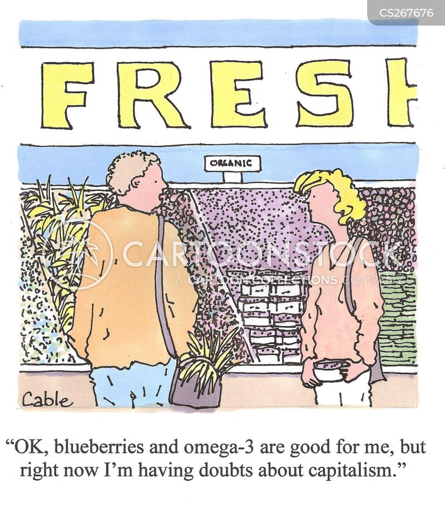 blueberries cartoon