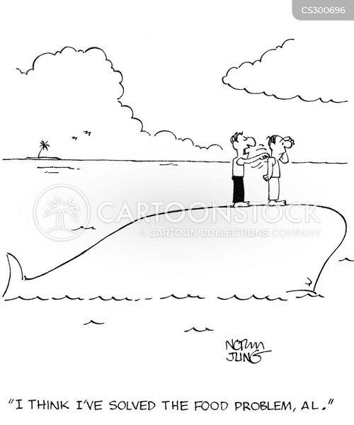 whale blubber cartoon