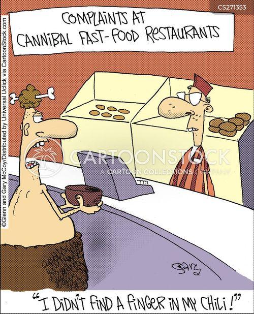 servicing cartoon