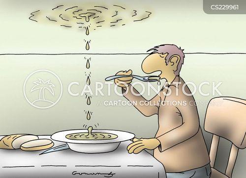 leaky cartoon