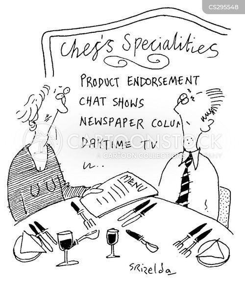 overexposed cartoon