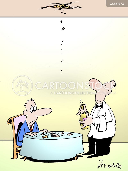 champagne cork cartoon