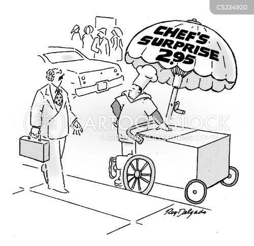 vends cartoon