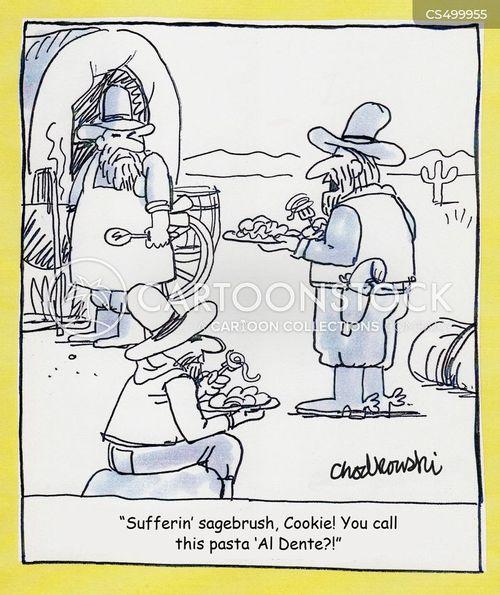 chuck wagon cartoon