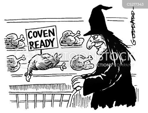 warlock cartoon