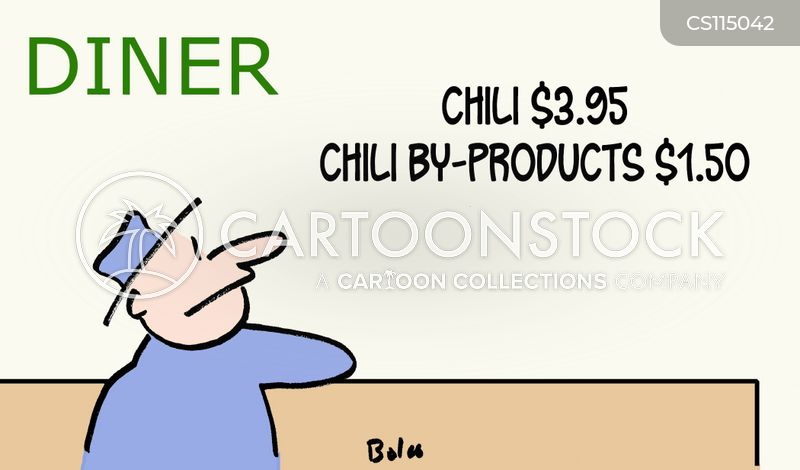 by products cartoon