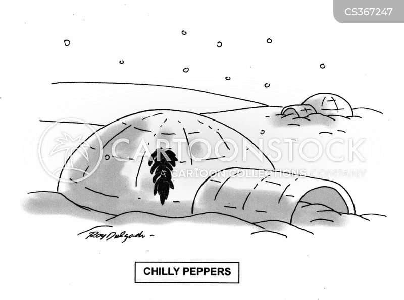 chilly cartoon