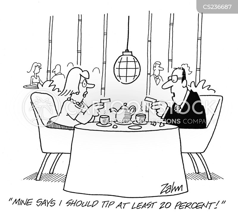 chinese meal cartoon