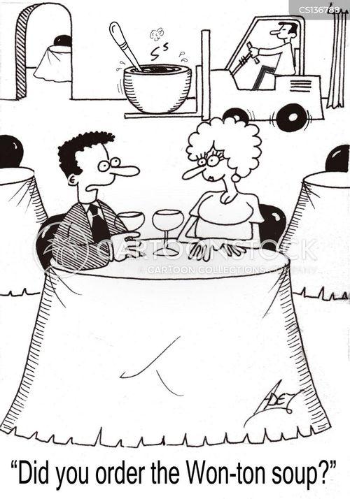 wonton cartoon