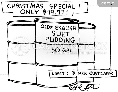 english foods cartoon